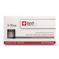 TETe Hyaluronic acid Anti-acne Complex Гиалуроновая кислота Анти-акне комплекс 30мл