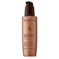 Protective Fluid Face And Body SPF20 Moderate Protection UVA/UVB Молочко с SPF20 для лица и тела  150мл