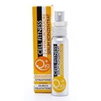 UNIQUE Сыворотка-концентрат cell fitness concentrate hyaluronic acid q10 35 мл
