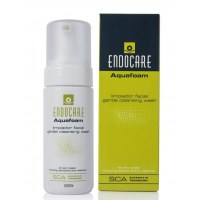 Endocare Aquafoam Gentle Cleansing Wash – Пенка для очищения 125мл