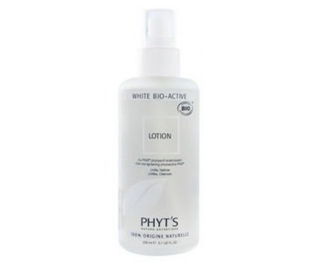 PHYTS Осветляющий лосьон LOTION WHITE BIO-ACTIVE NEW 200 ml