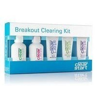 DERMALOGICA Clear Start Breakout Clearing Kit Лечебный очищающий набор Clear Start