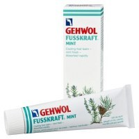 GEHWOL FUSSCRAFT MINT МЯТНЫЙ БАЛЬЗАМ 125 ml