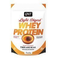 QNT Light Digest Whey Protein Протеин Крем-брюле 500гр