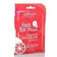 Fast Fix Grapefruit Even Tone Sheet Mask грейпфрутовая маска