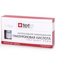 TETe Hyaluronic Acid Caviar Extract Гиалуроновая кислота Экстракт икры 30мл