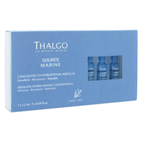 THALGO КОНЦЕНТРАТ ДЛЯ ЛИЦА ABSOLUTE HYDRA-MARINE CONCENTRATE 7*1,2мл