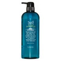 Шампунь THEO SCALP SHAMPOO ICE MINT 600мл